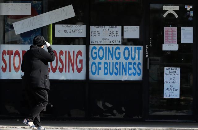 Tỷ lệ thất nghiệp ở 43 bang của Mỹ cao kỷ lục trong 40 năm qua - 1