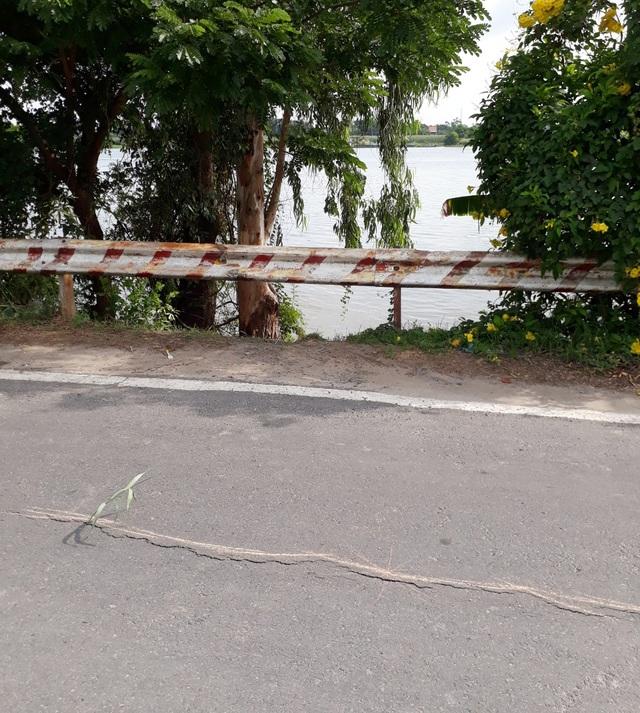 Quốc lộ 91 từng sạt lở xuống sông Hậu… có nguy cơ sạt lở tiếp - 2