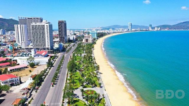 """Bất động sản Quy Nhơn hậu Covid-19: Cơ hội mua chung cư """"giá trị thực"""" - 1"""