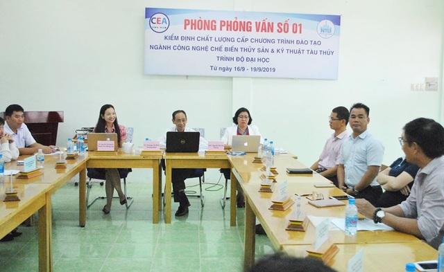 ĐH Nha Trang: 2 chương trình đào tạo được cấp chứng nhận kiểm định - 1