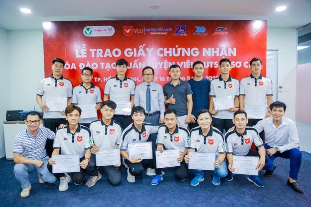 Khởi động giải Futsal học sinh THPT tranh cúp ĐH Văn Lang lần 1- 2020 - 2