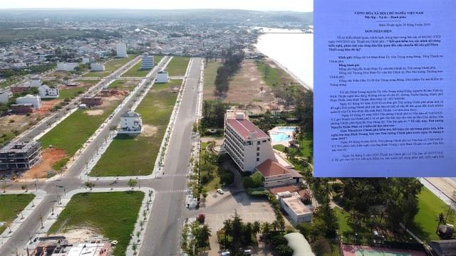 Vụ chuyển đổi sân golf Phan Thiết: Thanh tra Chính phủ báo cáo thế nào? - 3
