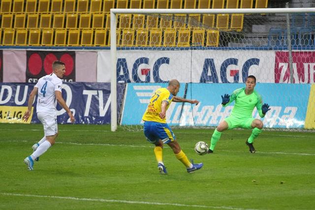 Đội bóng của Filip Nguyễn thua trong ngày giải CH Czech trở lại - 2