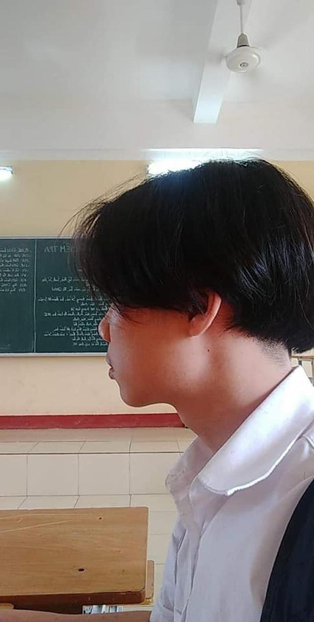 Tranh cãi xung quanh chuyện nam sinh Hải Phòng nuôi tóc dài bị đình chỉ học - 2