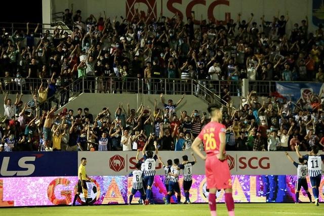Bà Rịa Vũng Tàu gây sốc trước Sài Gòn FC - 2