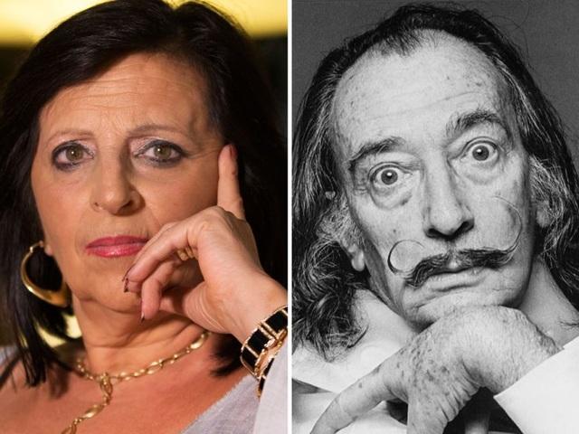 Câu trả lời cho người phụ nữ tự nhận là con gái của danh họa Salvador Dalí - 1