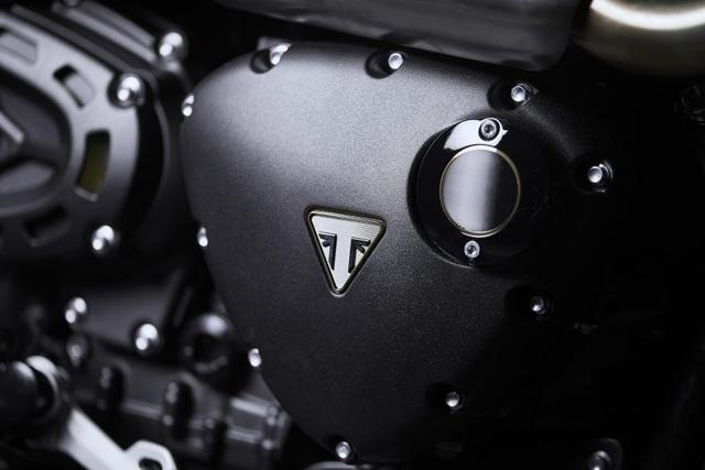 Cận cảnh hàng hiếm Triumph Scrambler 1200 Bond Edition 2020 - 7