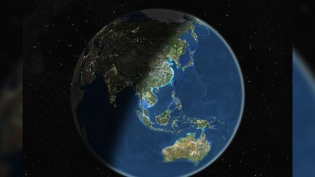 Mảng kiến tạo khổng lồ nằm dưới Ấn Độ Dương đang vỡ đôi - 1