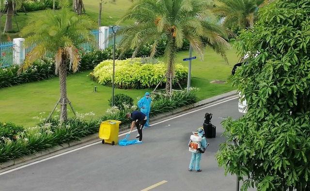 Gần 1000 chuyên gia nước ngoài đến khu kinh tế Dung Quất buộc  phải cách ly