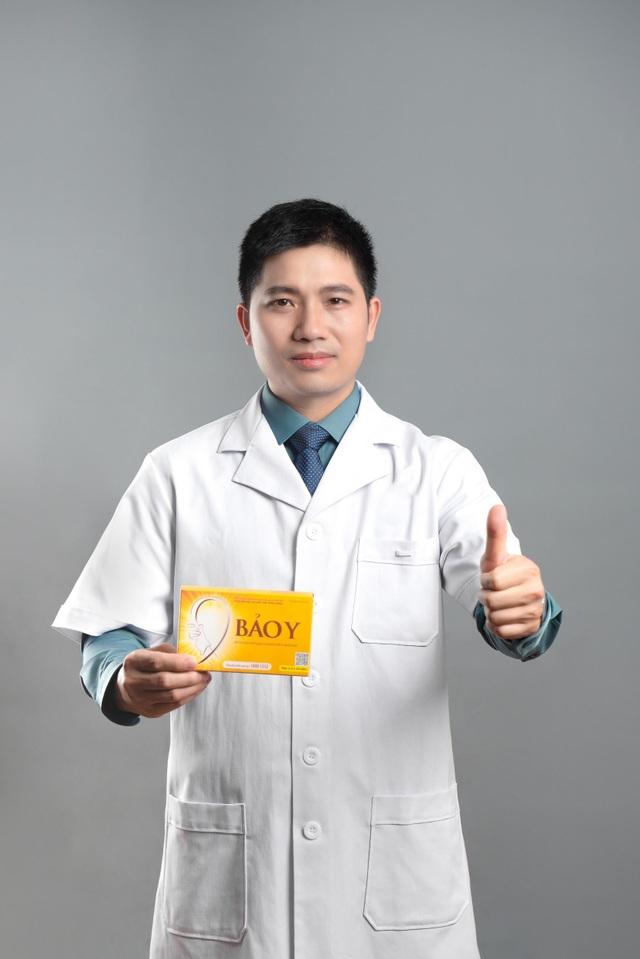 Bảo Y dành riêng cho người có khối u lành do nhà khoa học nghiên cứu - 5