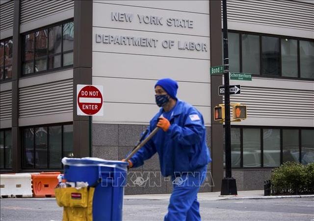 Mỹ: Dịch vụ dọn dẹp, khử trùng đắt khách thời hậu Covid-19 - 1