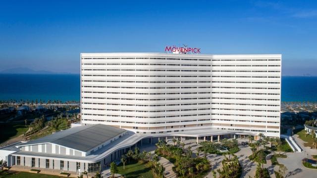 Hai khách sạn nghỉ dưỡng tại Cam Ranh vừa được công nhận đạt chuẩn 5 sao - 1