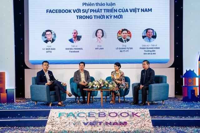 """Facebook ra mắt chiến dịch """"Facebook vì Việt Nam"""" - Ảnh minh hoạ 3"""