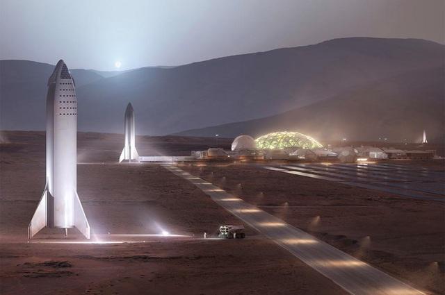 """""""Hack"""" DNA của các phi hành gia để có thể định cư trên sao Hỏa - 1"""