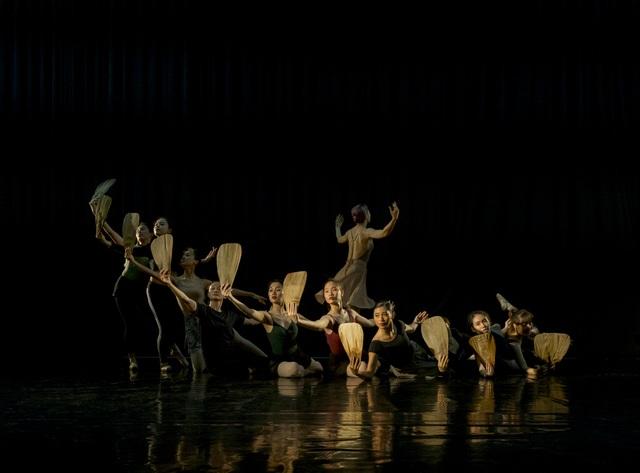 """Việt Nam lần đầu tiên dàn dựng vở ballet về """"Truyện Kiều"""" - 1"""