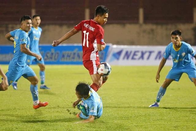 Hải Phòng thua sốc, CLB Viettel vượt qua Khánh Hoà tại cúp quốc gia - 1