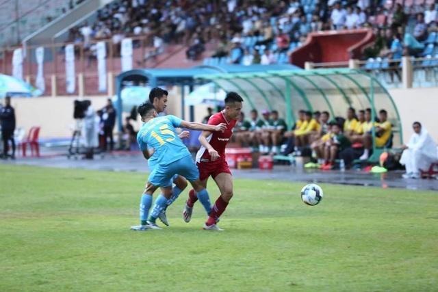 Hải Phòng thua sốc, CLB Viettel vượt qua Khánh Hoà tại cúp quốc gia - 2
