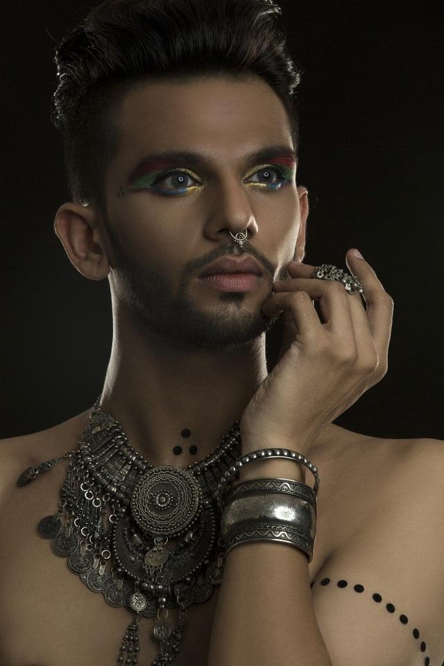 Vượt qua định kiến để trở thành nam vũ công múa bụng đầu tiên Ấn Độ - 5
