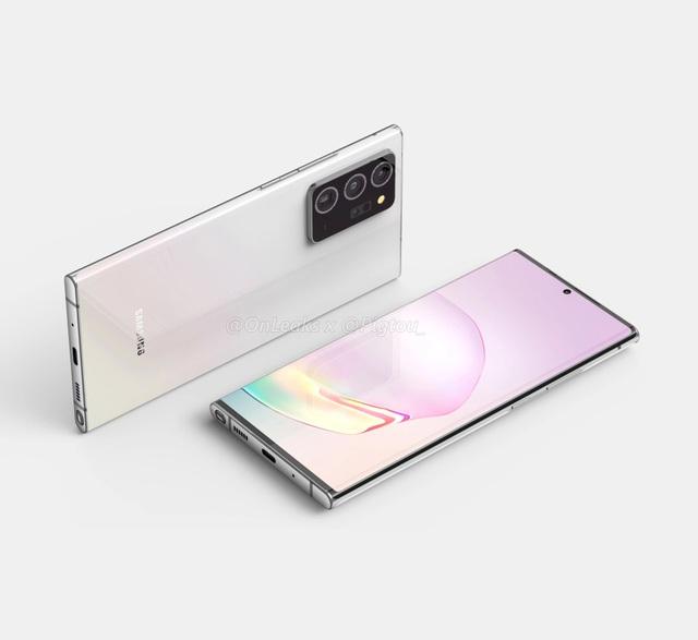 Những hình ảnh và video thiết kế hoàn chỉnh của Galaxy Note20+ - Ảnh minh hoạ 3