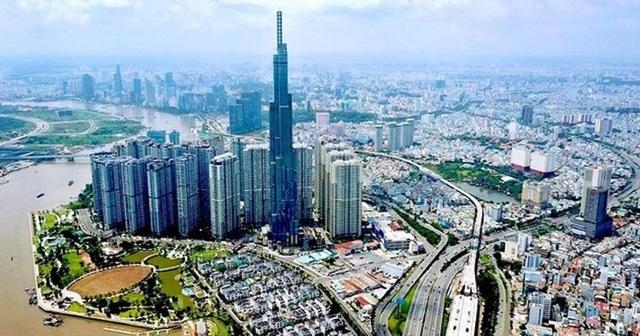 Thành phố phía Đông TPHCM: Trọng tâm trong vùng tam giác vàng - 1