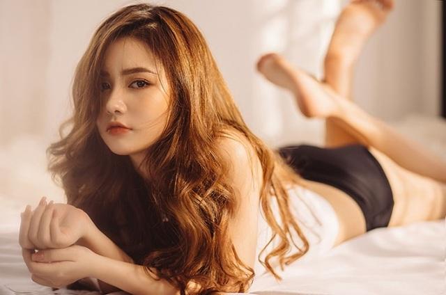 Thiếu nữ Sài thành xinh đẹp, gợi cảm ở tuổi 18 - 4