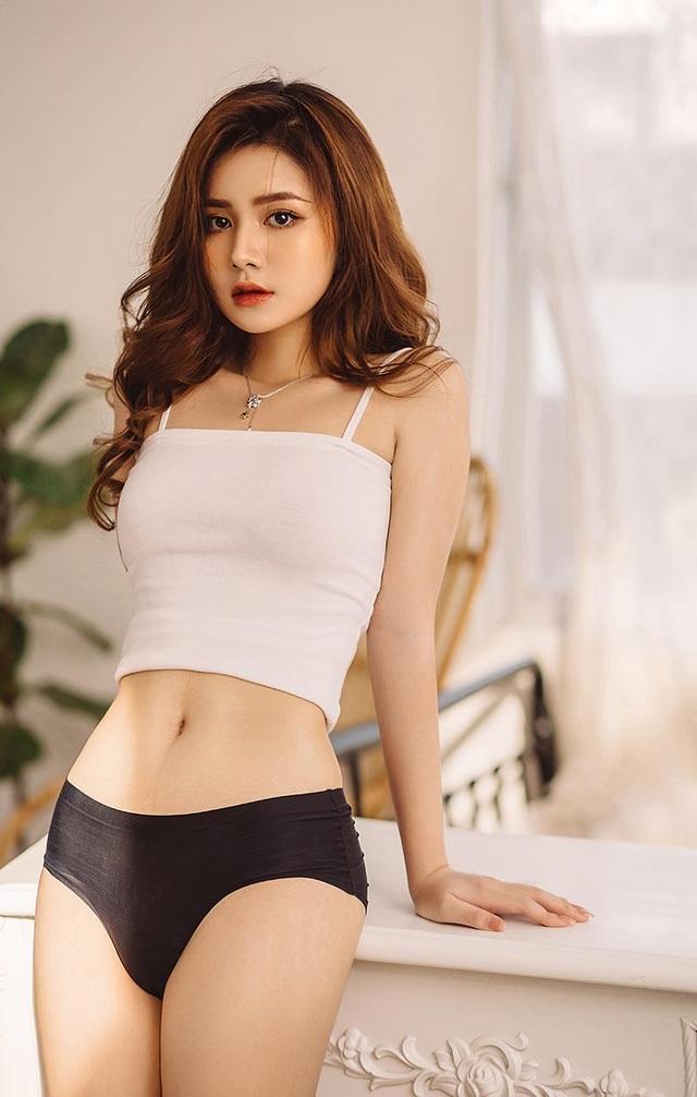 Thiếu nữ Sài thành xinh đẹp, gợi cảm ở tuổi 18 - 6