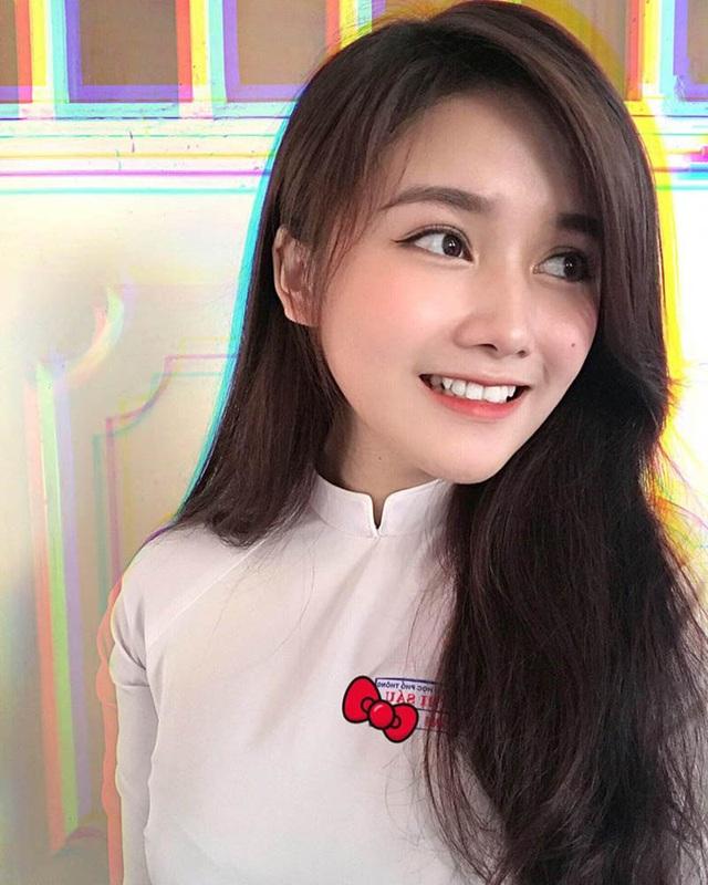 Thiếu nữ Sài thành xinh đẹp, gợi cảm ở tuổi 18 - 9