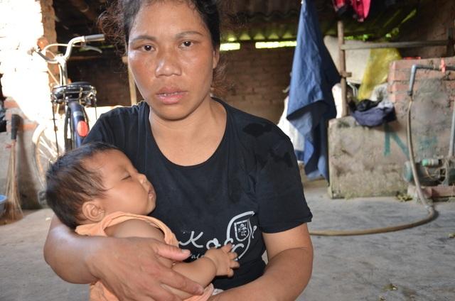 Xót xa cảnh gia đình nghèo cùng cực bị bệnh tật bủa vây không lối thoát - 3