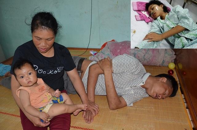 Xót xa cảnh gia đình nghèo cùng cực bị bệnh tật bủa vây không lối thoát - 8