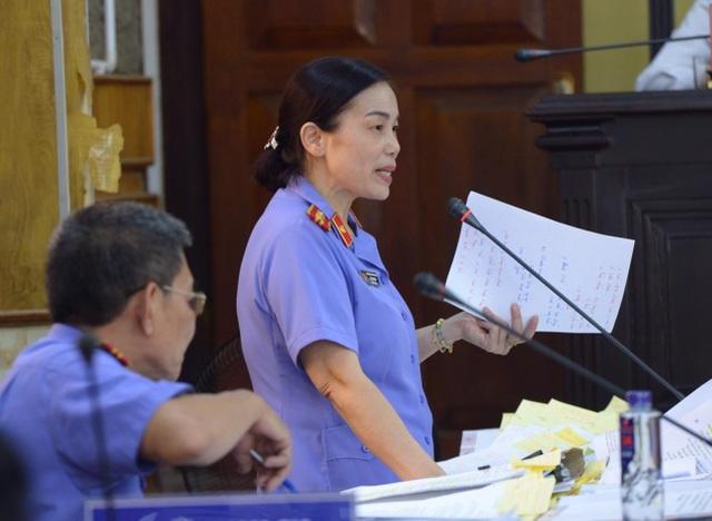Cựu phó giám đốc Sở GDĐT phủ nhận cáo buộc phạm tội - 1