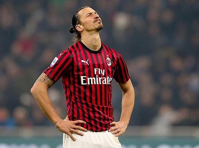 Dính chấn thương nặng, Ibrahimovic có nguy cơ giải nghệ - 1