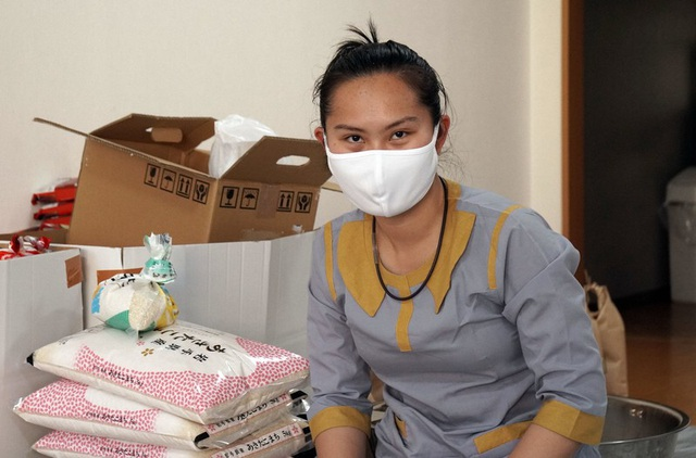 Cuộc sống khó khăn của du học sinh Việt tại Nhật giữa dịch Covid-19 - 2