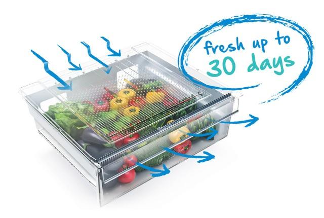 Tủ lạnh nào giúp bảo quản rau củ tươi ngon lâu? - 2