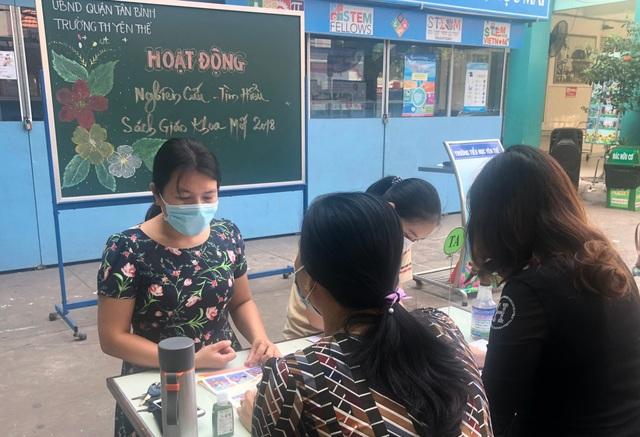 """TPHCM: Bộ SGK Chân trời sáng tạo được các trường chọn """"áp đảo"""" - 1"""