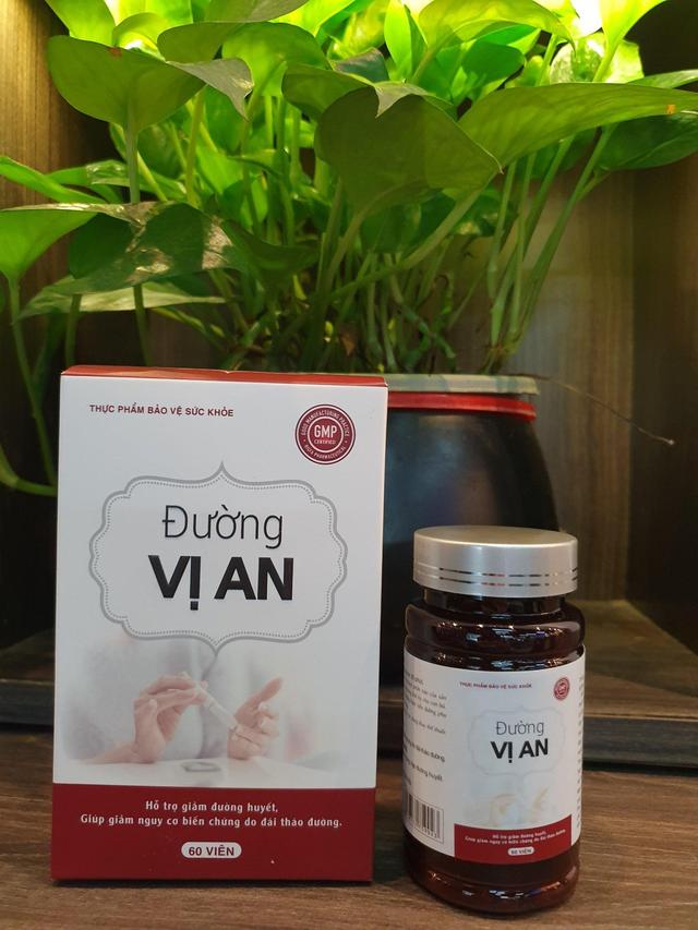Đường Vị An - Hỗ trợ giảm đường huyết với sản phẩm từ thảo dược - 3