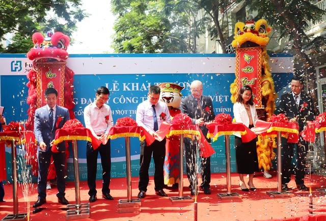 Fubon Life Việt Nam khai trương Tổng Đại lý tại huyện Hoài Đức, Hà Nội - 1
