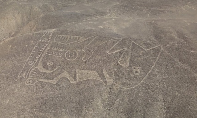 Giải mã bí ẩn hình vẽ trên cao nguyên Nazca ở Peru - 2