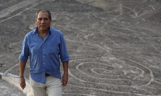 Giải mã bí ẩn hình vẽ trên cao nguyên Nazca ở Peru - 1
