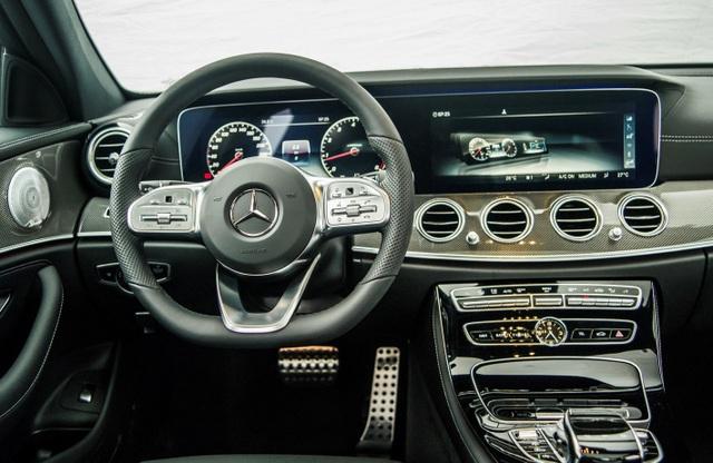 Mercedes-Benz E 300 AMG nâng cấp với giá từ 2,9 tỷ - 2