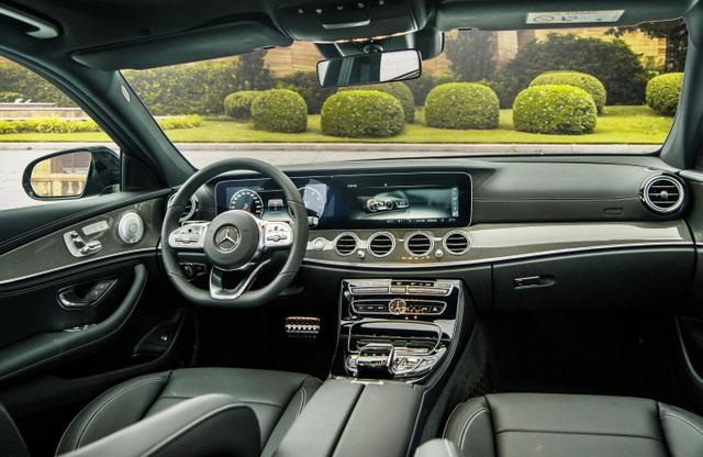 Mercedes-Benz E 300 AMG nâng cấp với giá từ 2,9 tỷ - 3