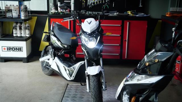 Xe máy điện VinFast Impes: Chất lượng vượt trội, giá chưa tới 15 triệu đồng - 1