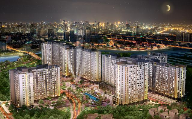 Khu căn hộ - sự lựa chọn hợp thời của cư dân thành thị - 2