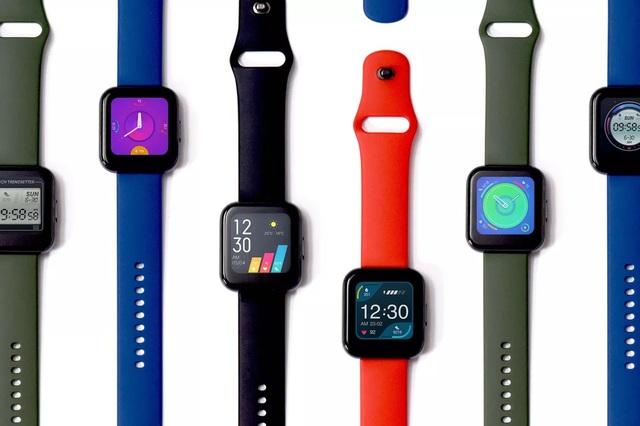 Realme bất ngờ ra mắt smartwatch và smartTV đầu tiên của hãng - 1