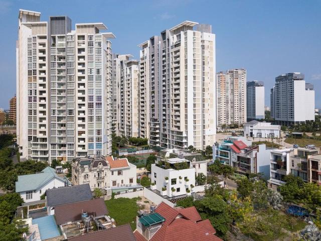 """Nhà trên mây"""" giữa lòng Sài Gòn với các khu vườn lơ lửng độc lạ - 1"""