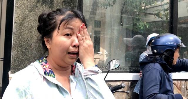 Vụ cây phượng đổ đè 13 học sinh: Phụ huynh rơi nước mắt ngóng con - 5
