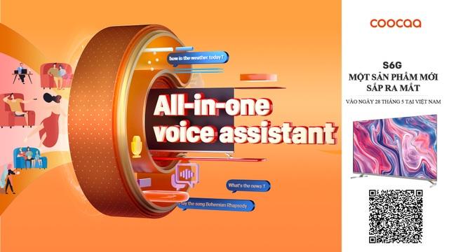 Đánh giá tivi thông minh sắp ra mắt S6G của thương hiệu Coocaa - 1