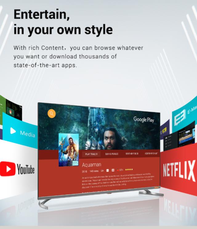 Đánh giá tivi thông minh sắp ra mắt S6G của thương hiệu Coocaa - 2