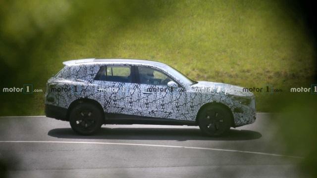 Mercedes GLC thế hệ mới xuất hiện trên đường chạy thử - 4