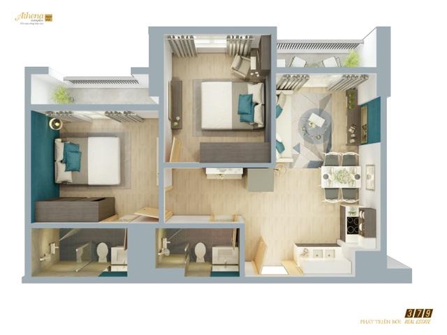 Athena Complex Pháp Vân - Giải pháp nhà ở cho gia đình trẻ - 5