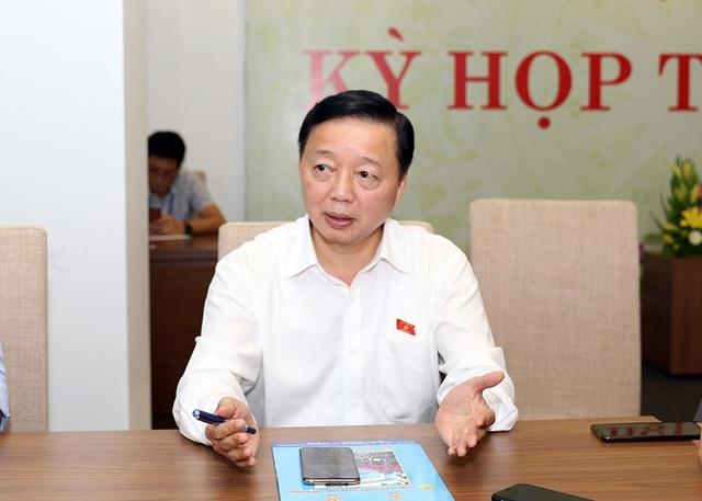 Bộ trưởng Trần Hồng Hà: Không có người nước ngoài sở hữu đất ở Việt Nam! - 1